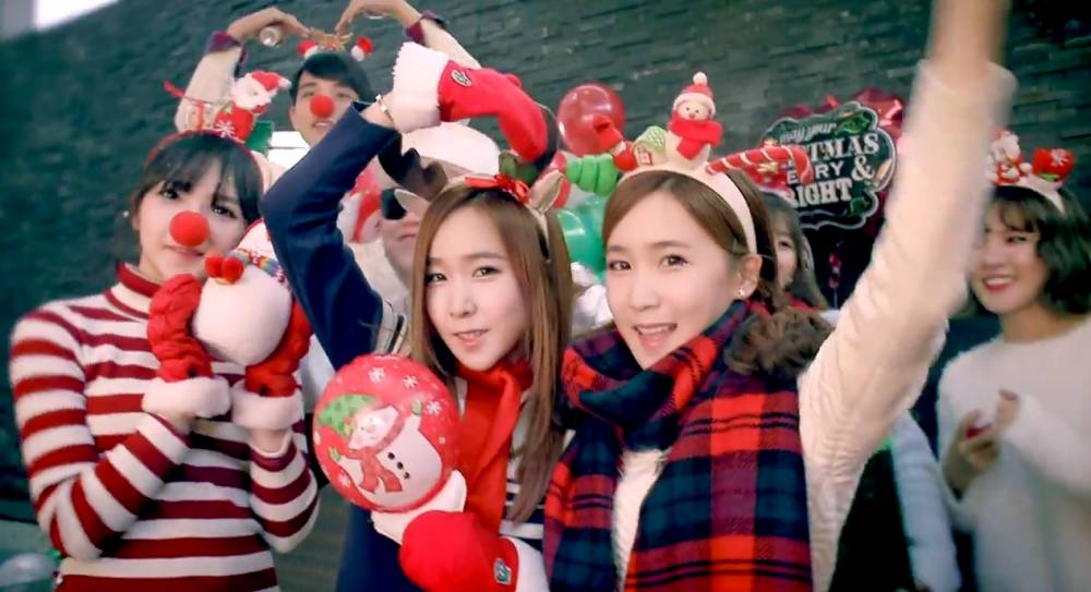 Crayon Pop, K-Much, Bob Girls, Zan Zan