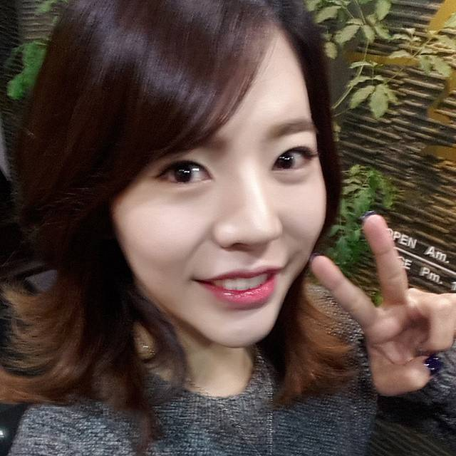 Sunny shares a selca on Instagram along with a post ...