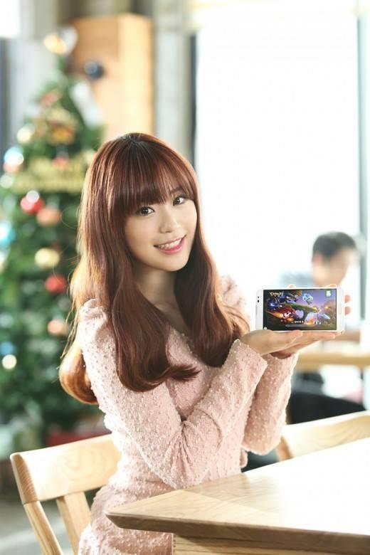 KARA's Youngji scores her first endorsement deal with ...  KARA's Youn...