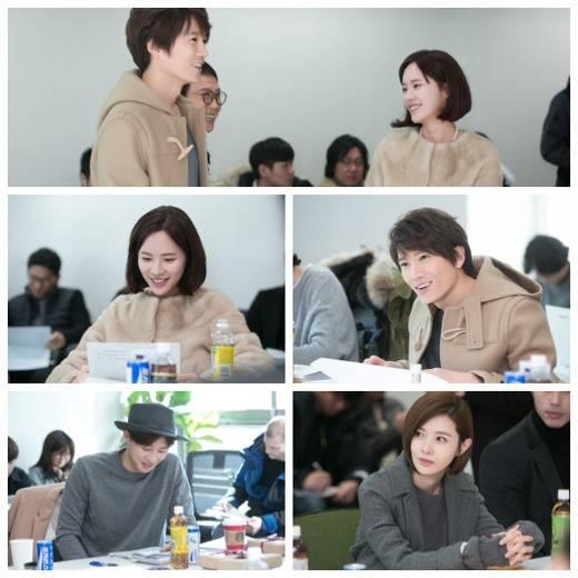 Hwang Jung Eum, Ji Sung, Park Seo Joon