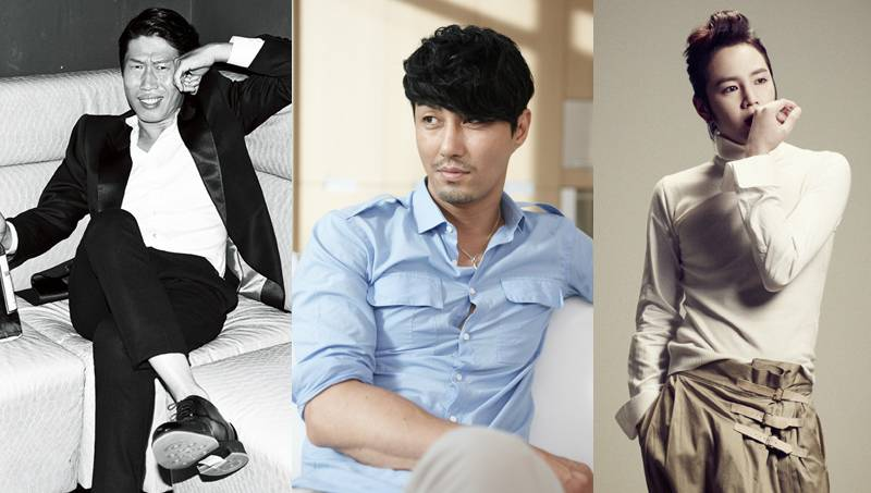 Yoo In Suk Gallery: Cha Seung Won, Yoo Hae Jin, And Jang Geun Suk To Be In A