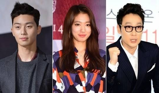 Park Shin Hye, Lee Hwi Jae, Park Seo Joon