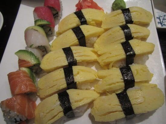 G dragon hairstyle sushi