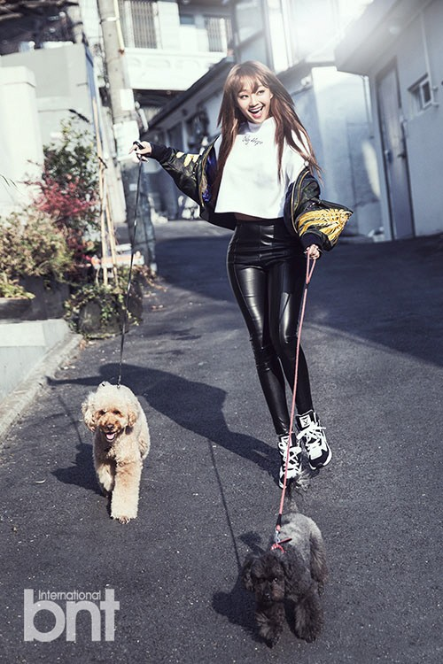 SISTAR's Hyorin flaunts her toned figure in 'International ...Hyorin 2014