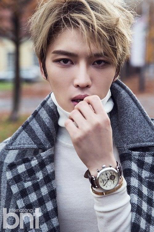 Jaejoong Girlfriend 2014 JYJ's Jaejoong awes wi...