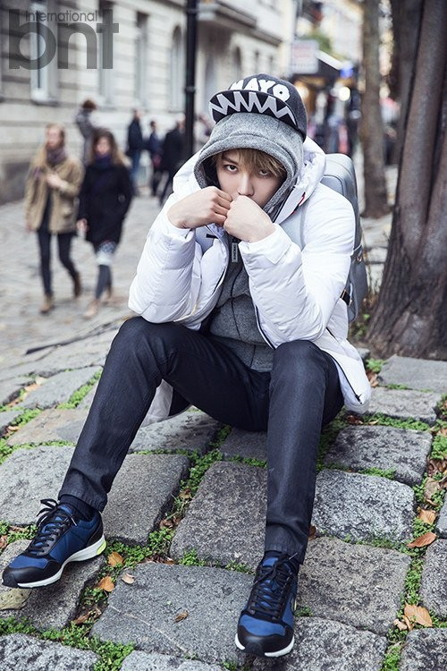 Jaejoong Girlfriend 2014 JYJ's Jaejo...