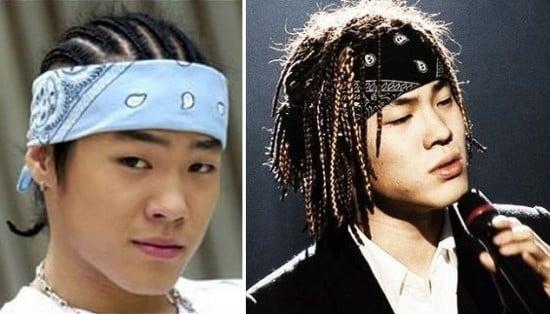90s K Pop Stars And Their Wildest Hairstyles Allkpop