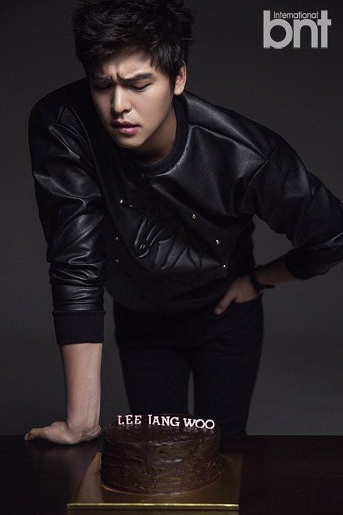 lee jang woo and eunjung really dating nake