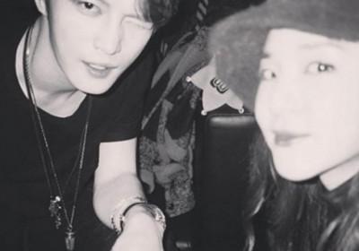 Dara,Jaejoong