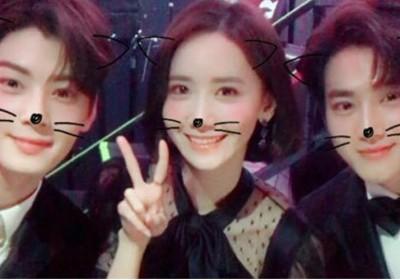 Suho,YoonA,cha-eun-woo