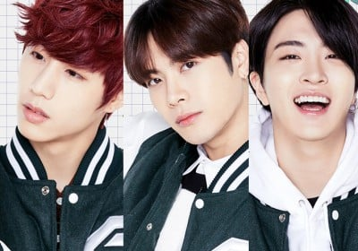 got7,jackson,youngjae,jinyoung,mark