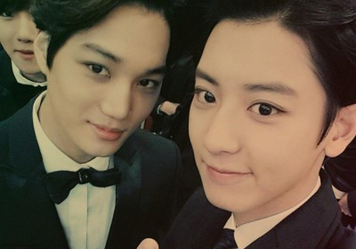 Kai,Chanyeol