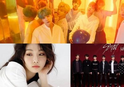 EXO,Seventeen,bts,kim-dong-ryul,monsta-x,kim-chung-ha,jbj,stray-kids