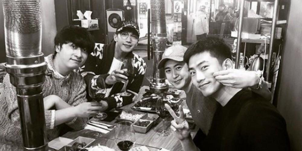 JunK,Nichkhun,Taecyeon,Wooyoung,Chansung