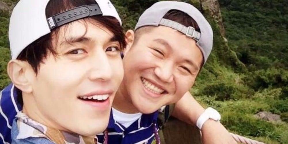"""Résultat de recherche d'images pour """"Lee Dong Wook and Jo Se Ho"""""""