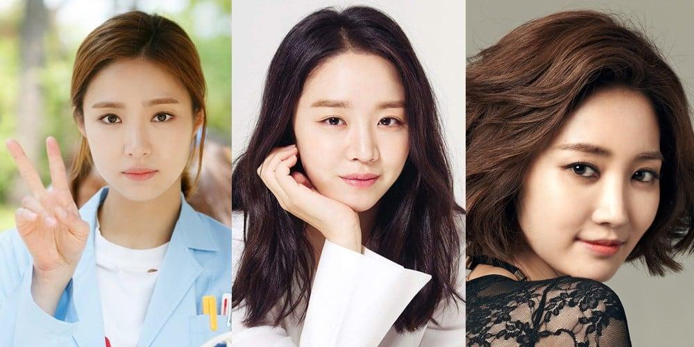 Shin Se Kyung, Go Jun Hee, Shin Hye Sun