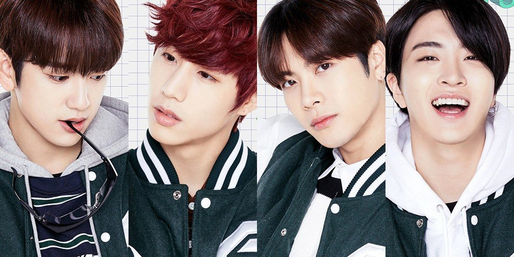 GOT7, Jackson, Youngjae, Jinyoung, Mark