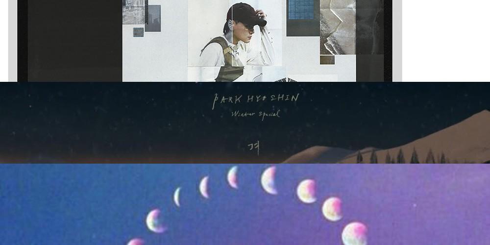 yoon-jong-shin,naul,park-hyo-shin,punch,twice,dean,melomance,minseo
