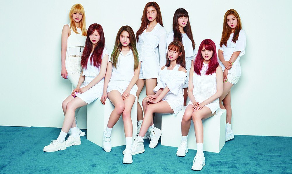 Weki Meki to remake 'Take Off' OST 'Butterfly' for the