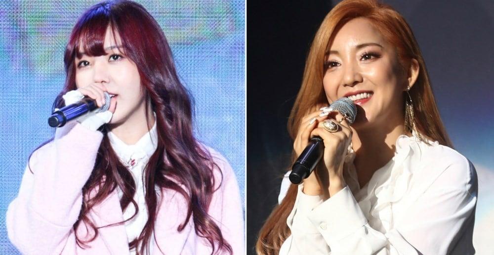 Bada,After-School,Jung-Ah,Raina