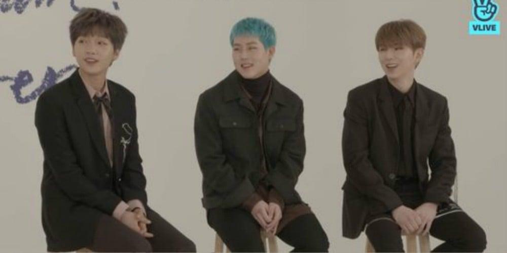 Jooheon, Kihyun, Kim Jae Hwan, MXM, Jung Se Woon
