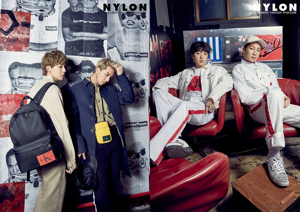 WINNER Share Their Goals In Nylon Pictorial