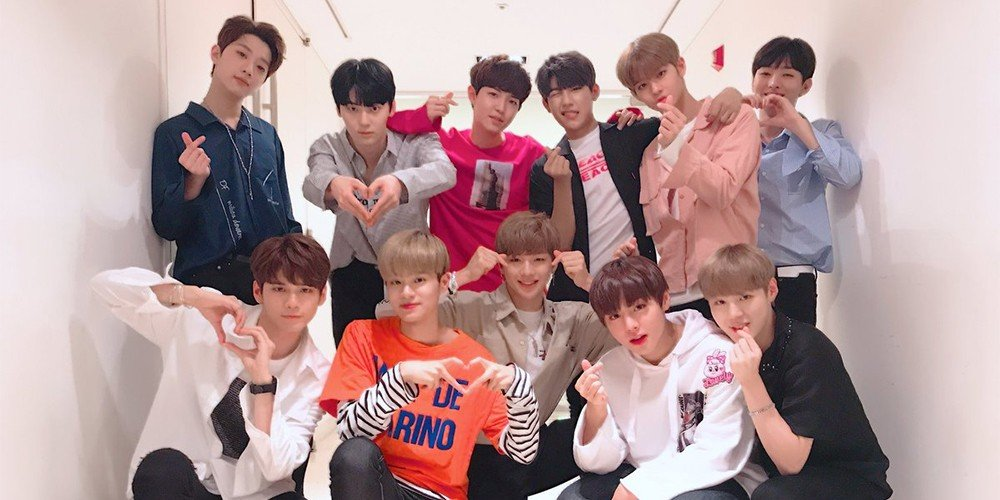 Wanna one will be moving into two separate apartments for their new dorm stopboris Choice Image