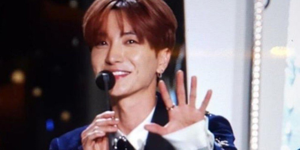 Super Junior's Leeteuk Responds to Issues Concerning EXO on Star ...