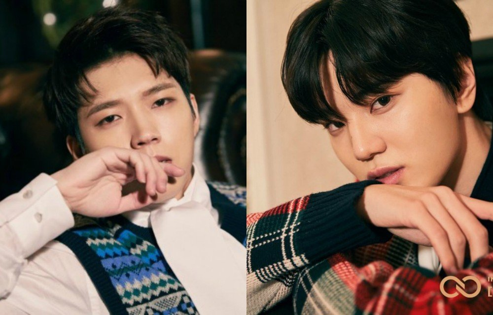 INFINITE,Woohyun,Sungjong