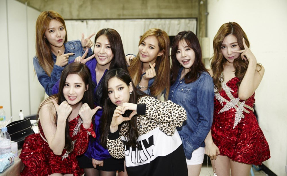 Girls-Generation,BoA