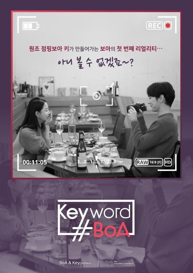 Poster 'Keyword#BoA'
