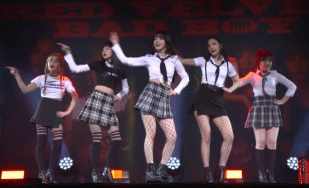 Netizens upset after seeing Red Velvet's 'revealing' outfits during