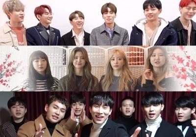 100,Jo-Kwon,HyunA,Boyfriend,BTOB,Dal-Shabet,Woohee,EXID,Hello-Venus,Nine-Muses,TEEN-TOP,roy-kim,henry,clc,up10tion,vav,pentagon,gugudan,sf9,top-secret,kriesha-chu,the-boyz,mxm,jbj,jung-se-woon,yu-seon-ho,in2it,target