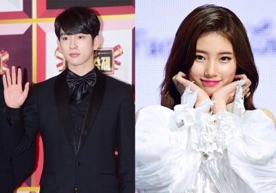 Na-Eun,Jinyoung,Suzy,wonpil,seungwoo