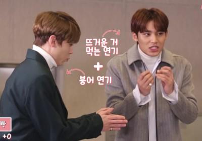 Seventeen,scoups,vernon,mingyu,wonwoo