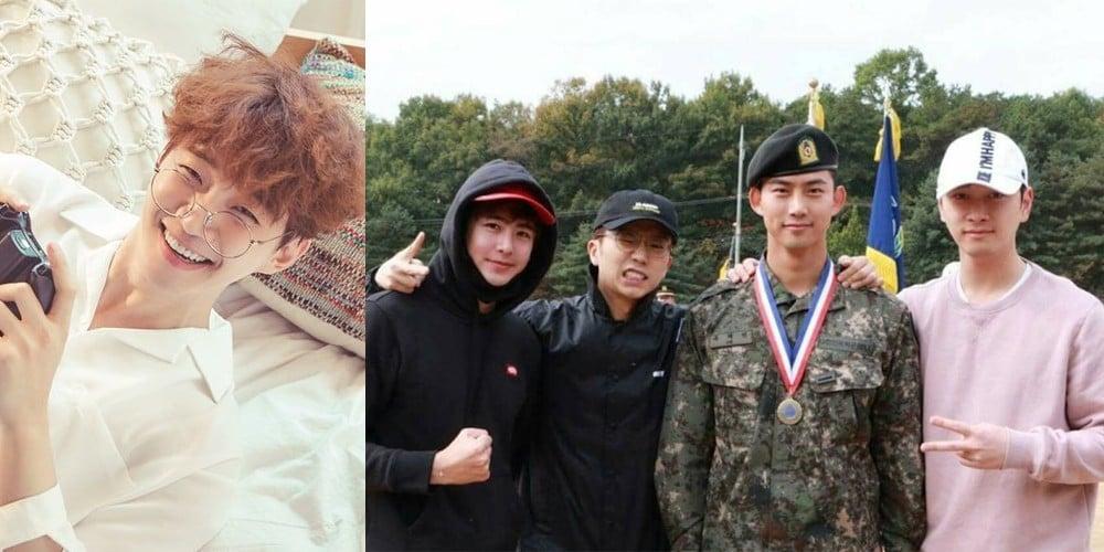 2PM,Taecyeon,Junho