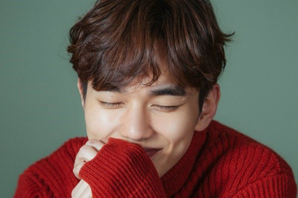 Yoo seung ho says he was the happiest when filming im not a robot yoo seung ho says he was the happiest when filming im not a robot despite low ratings thecheapjerseys Image collections