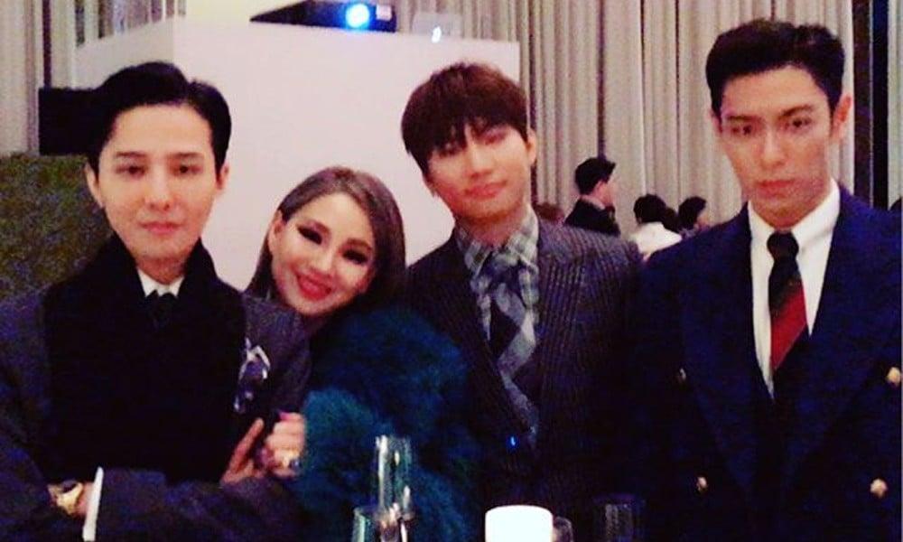 Taeyang and dara dating who