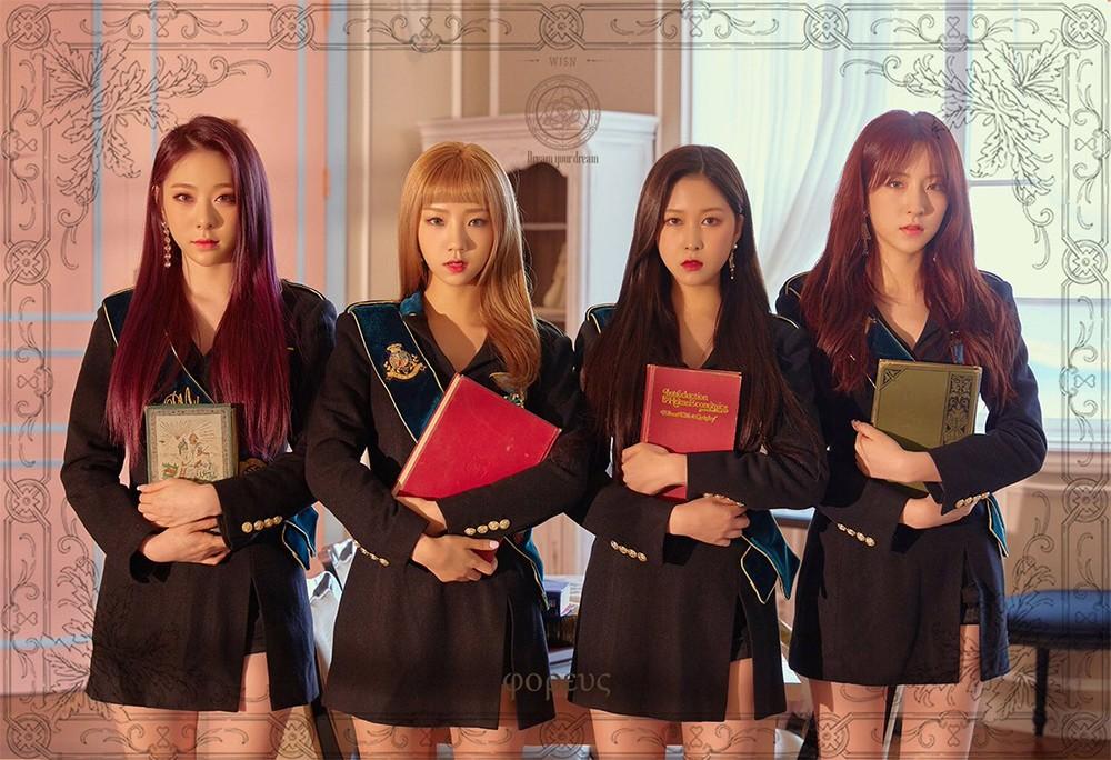 Cosmic Girls, Dayoung, Eunseo, Yeonjung, Yeoreum