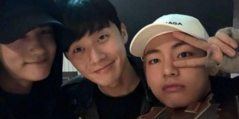 Hyungsik,v,v,park-seo-joon
