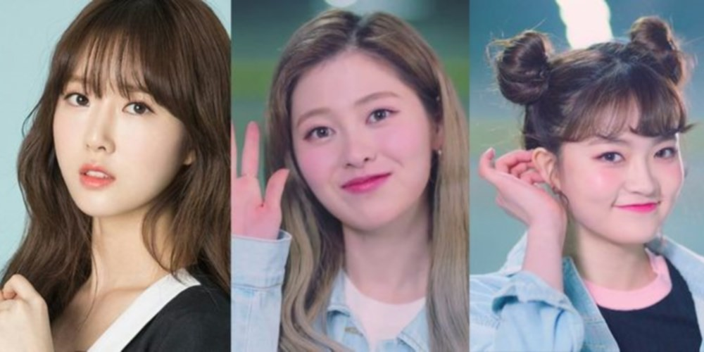 DIA, Yebin, Somyi