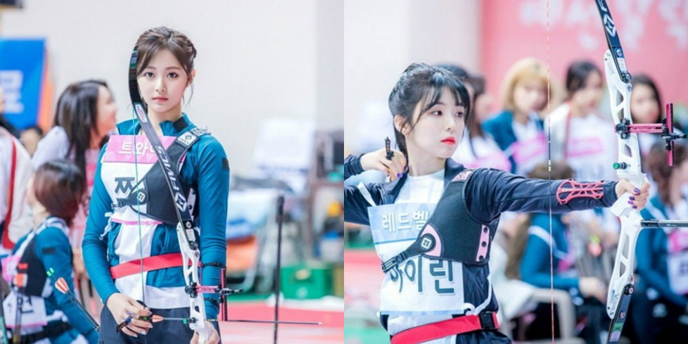 Red Velvet, TWICE