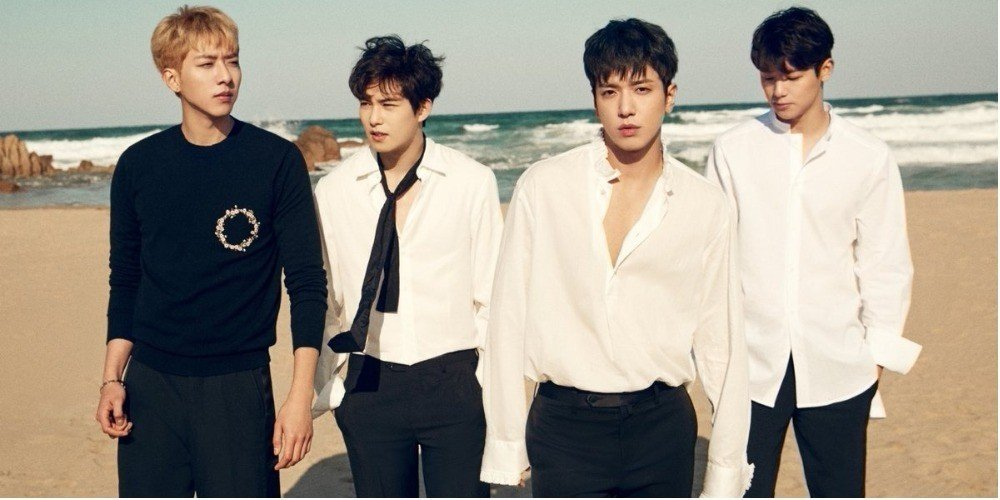 Yonghwa, Jonghyun, Jonghyun