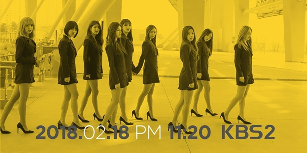 Dal Shabet, Woohee, Yoonjo, SPICA, Jiwon, NC.A, Euijin, The Ark, LABOUM, ZN, SONAMOO, Euijin, DIA, Yebin