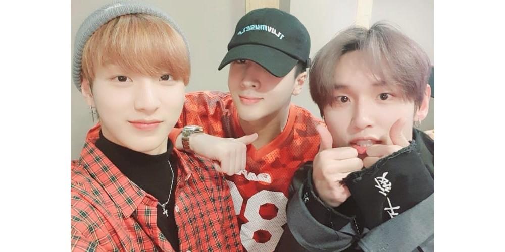 VIXX, Ravi, B.I.G (Boys In Groove)