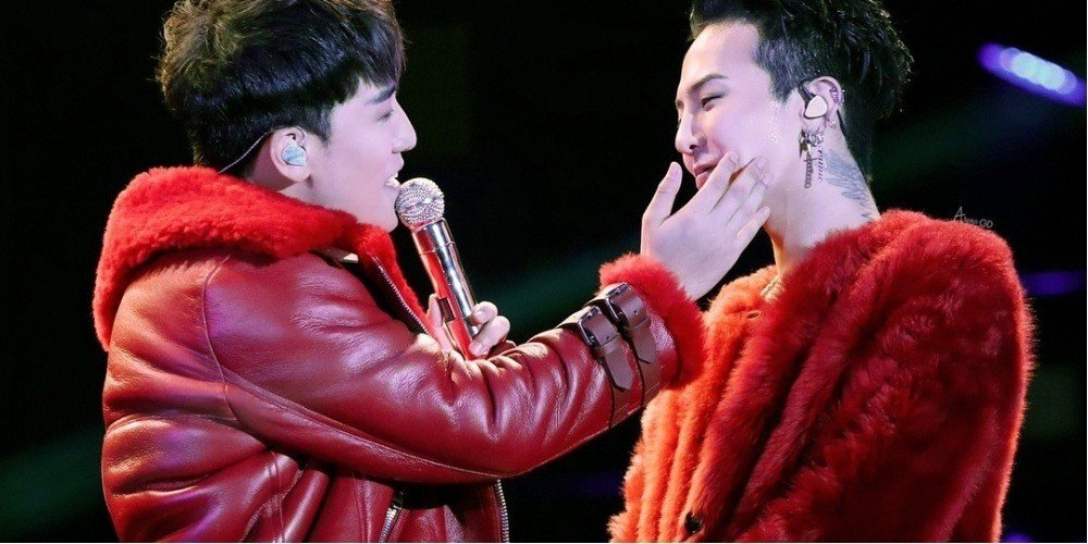 G-Dragon, Seungri