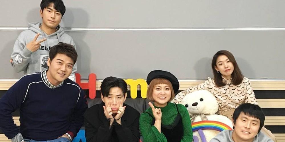 , Henry, Jun Hyun Moo, Park Na Rae