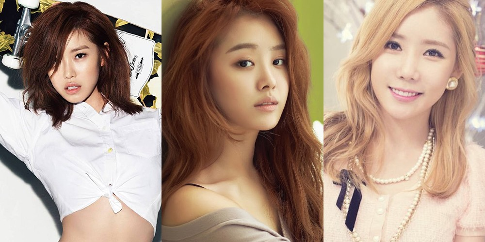 SECRET, Hyosung, Ji Eun
