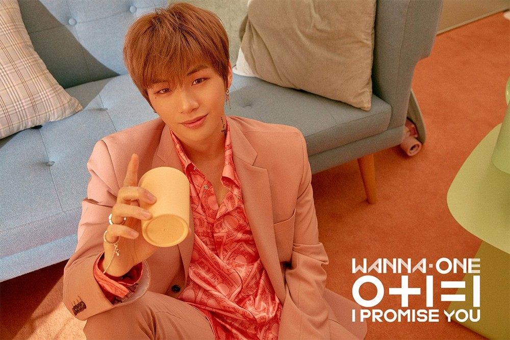 Wanna One, Kang Daniel, Kim Jae Hwan, Lai Kuan Lin