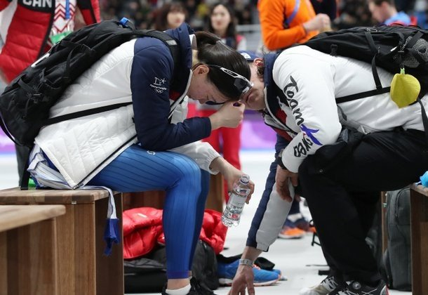 Winter Olympics: Petition calls for ban for South Korean speed skater 'bullies'